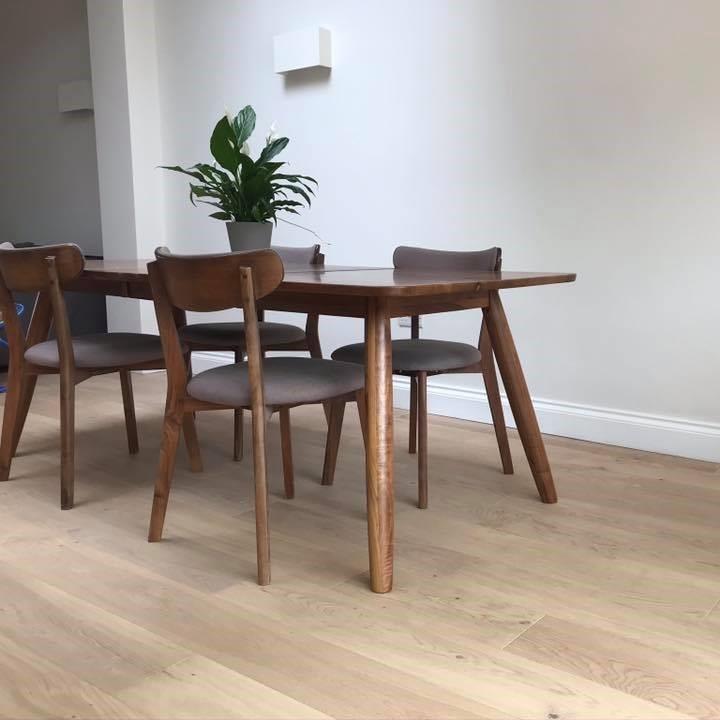 Woodland Classics Authentic Driftwood French Oak Flooring 12 x 184mm