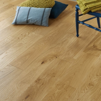 Woodland Classics French Oak Paris Engineered Wood Flooring