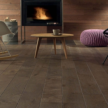 Panaget Diva Origine Vintage Tourbe French Oak Engineered Wood Floor