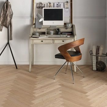 Panaget Authentic Tufeau French Oak Herringbone