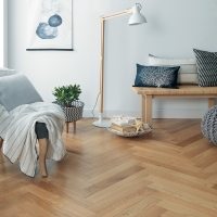 Panaget Classic / Authentic French Oak Herringbone Satin Lacquer