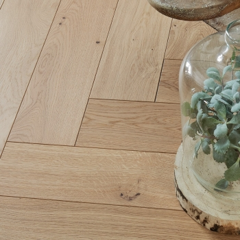 Panaget French Oak Authentic Bois Flotte Herringbone Flooring
