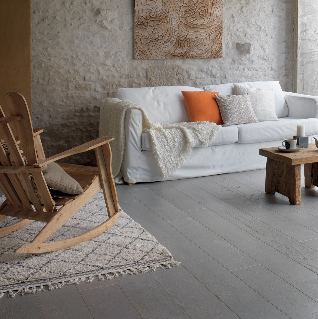 Woodland Classics French Oak Contemporary Grey