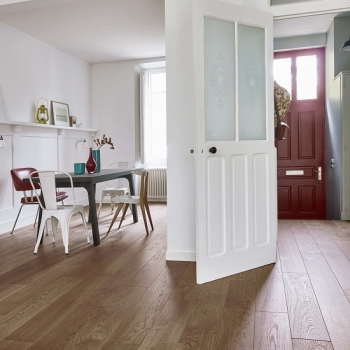 Panaget 12mm Diva 139mm Authentic Cuir French Oak Engineered Wood Floor
