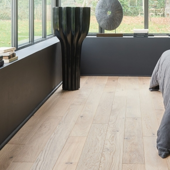 Panaget 12mm Otello Zenitude Linen French Oak Engineered Wood Flooring
