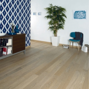 Panaget 14mm Otello Classic Linen French Oak Engineered Wood Flooring