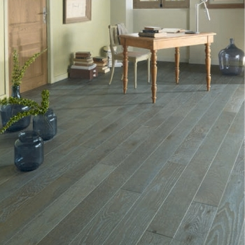 Panaget 12mm Otello Click Zenitude Dolmen Grey Engineered Wood Flooring