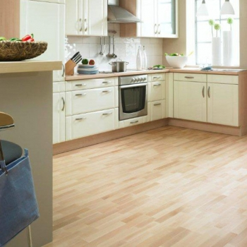 Tarkett Salsa Beech Nature Engineered Wood Flooring