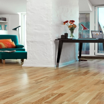 Tarkett Viva Oak 3 strip satin or matt lacquer 8.5mm