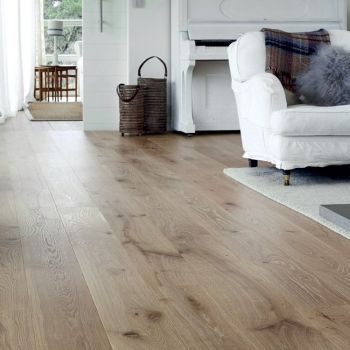 Tarkett Atelier Heritage Oak Blonde Engineered Wood Flooring