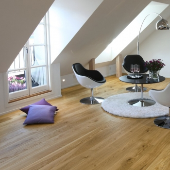 Tarkett European Oak Rustic Hardwax Oil Engineered Wood Flooring
