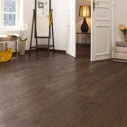 Tarkett Umber Brown 162mm Oak Flooring Only 12.84m2 Left
