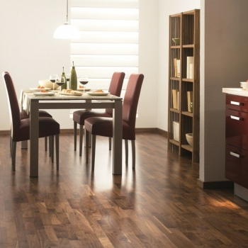 Tarkett Pure Walnut 3 strip