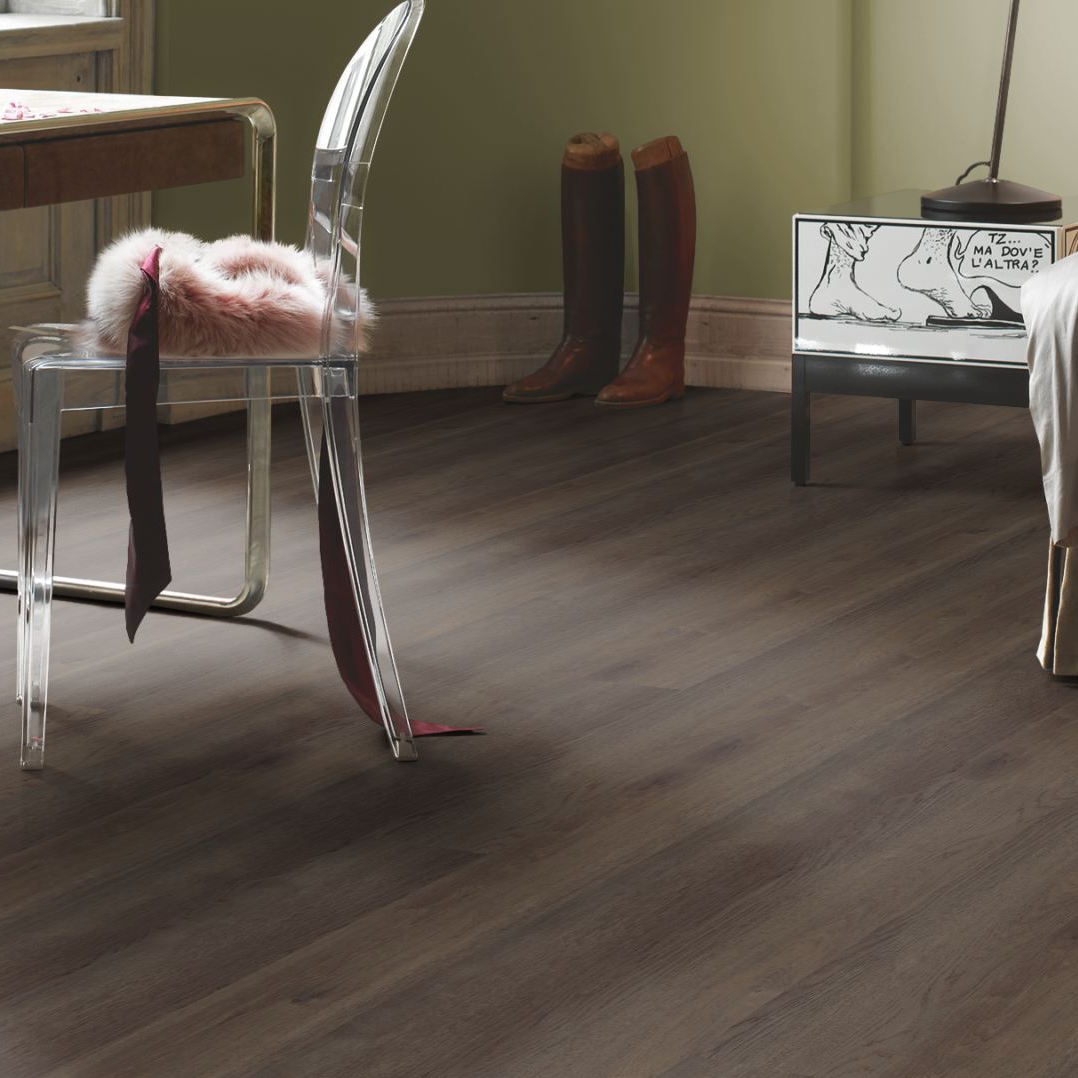 Parador Trendtime 6 Oak Castell Smoked Brushed Texture