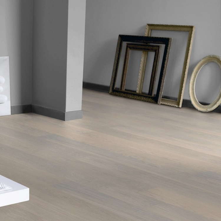 Tarkett Oak Cotton White Nature 1 Strip Plank Proteco