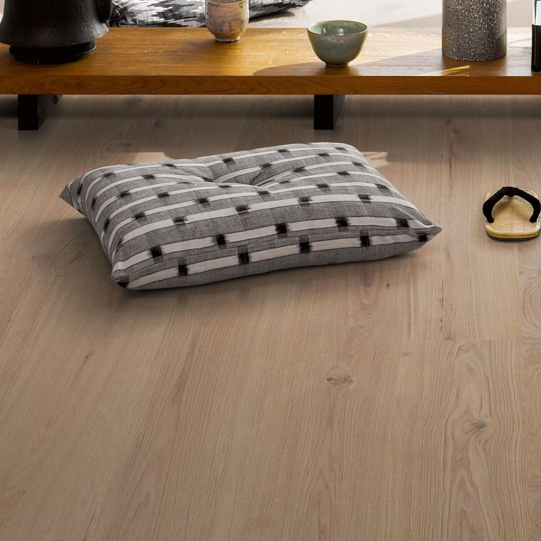 Tarkett Move Oak White Matt Lacquer Engineered Wood