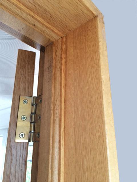 Solid Oak Internal Door Lining And Stop Sets 20mm
