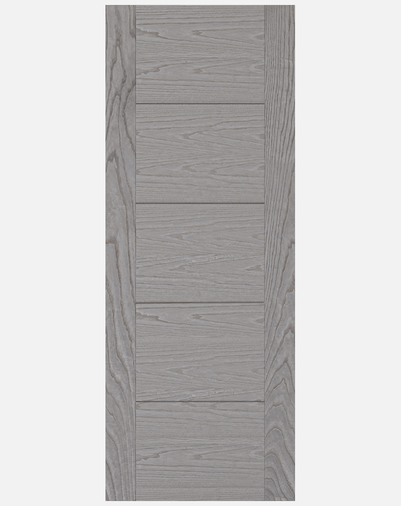 Lpd Vancouver Pearl Grey Solid Panel Doors And Glazed