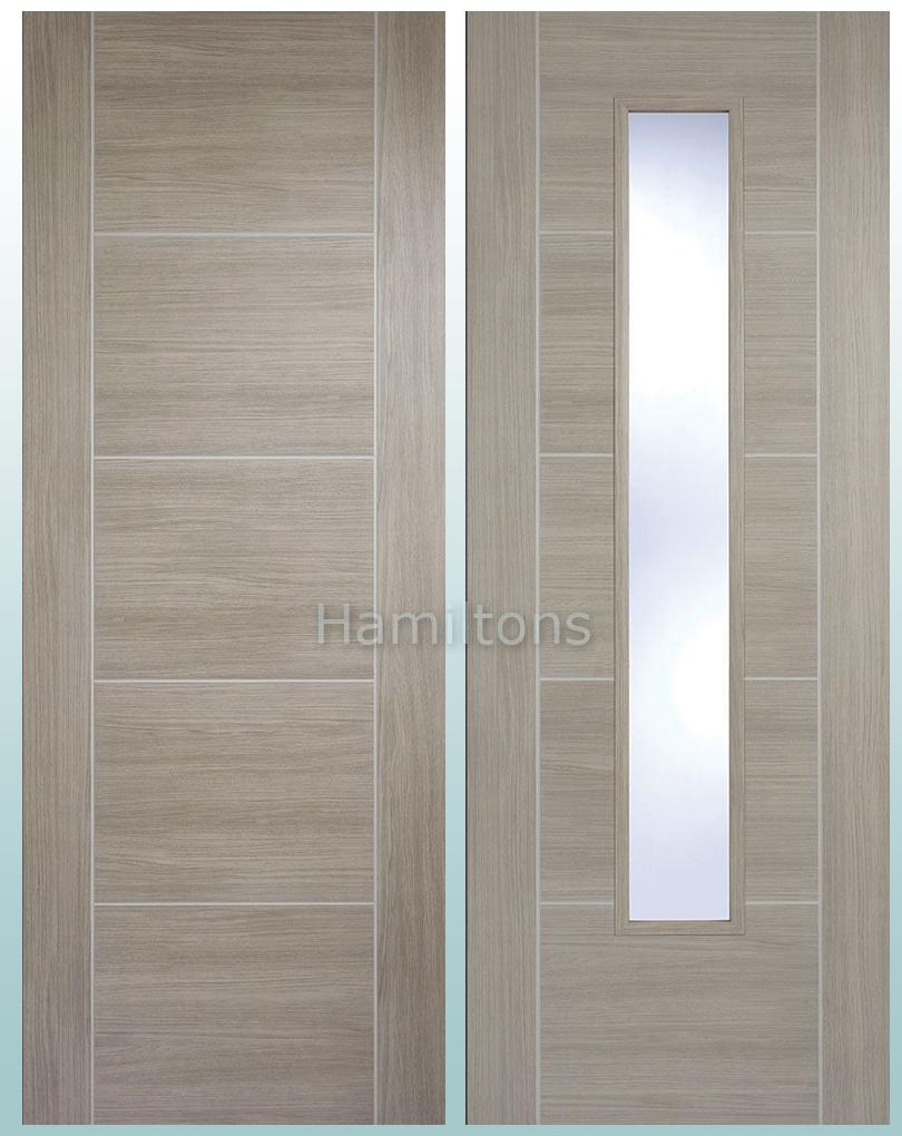 Lpd Laminate Vancouver Light Grey Standard Doors And