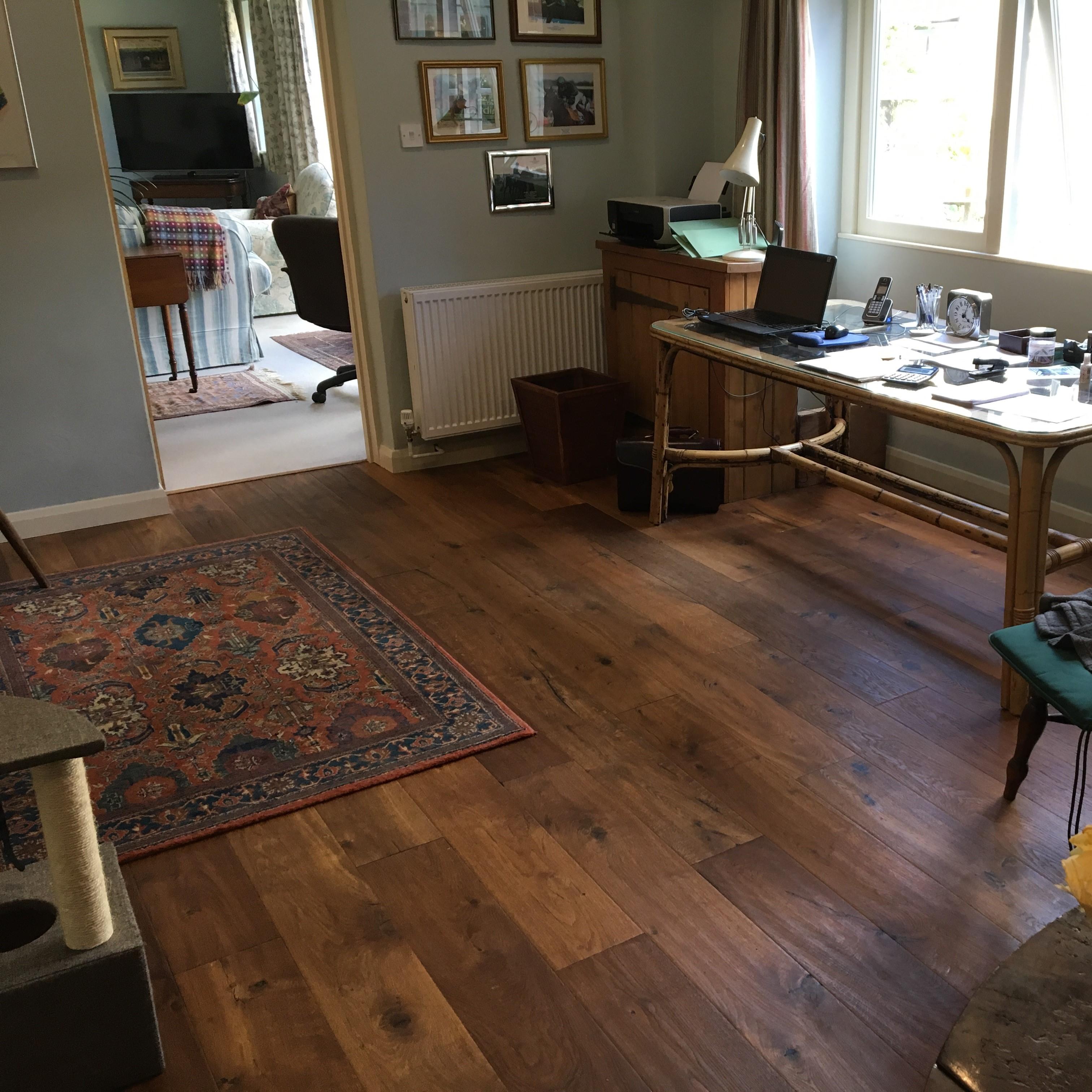 Kahrs Artisan Oak Imperial Rye Imperial Engineered Wood