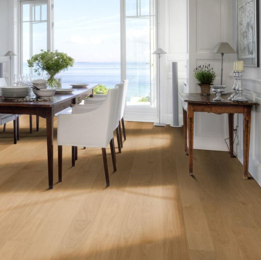 Sale Offer Kahrs Oak Dublin Matt Lacquer Engineered Wood Flooring