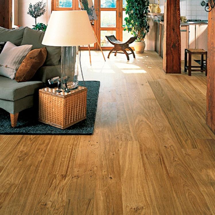 Kahrs Oak Hampshire Satin Lacquer Engineered Wood Flooring