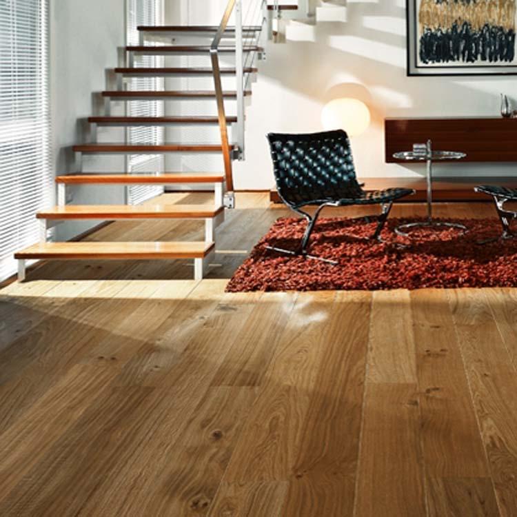 Hardwood Flooring Nj: Kahrs Oak Jersey 15mm Natural Oil Engineered Floor