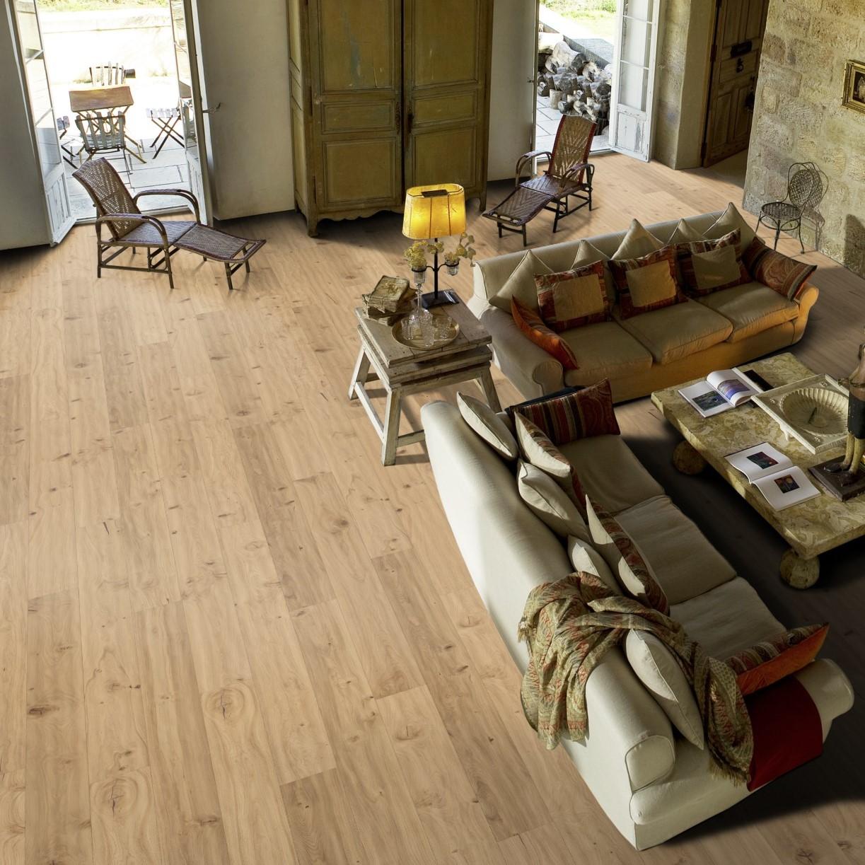 Kahrs Smaland Klinta Rustic Oak Engineered Wood Flooring