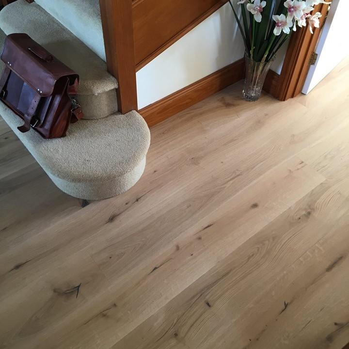 Tarkett Heritage Oak Blonde Engineered Wood Flooring Save More At